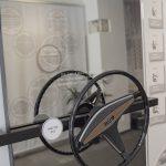 Mirrads im Showroom         für autonome Mobilität